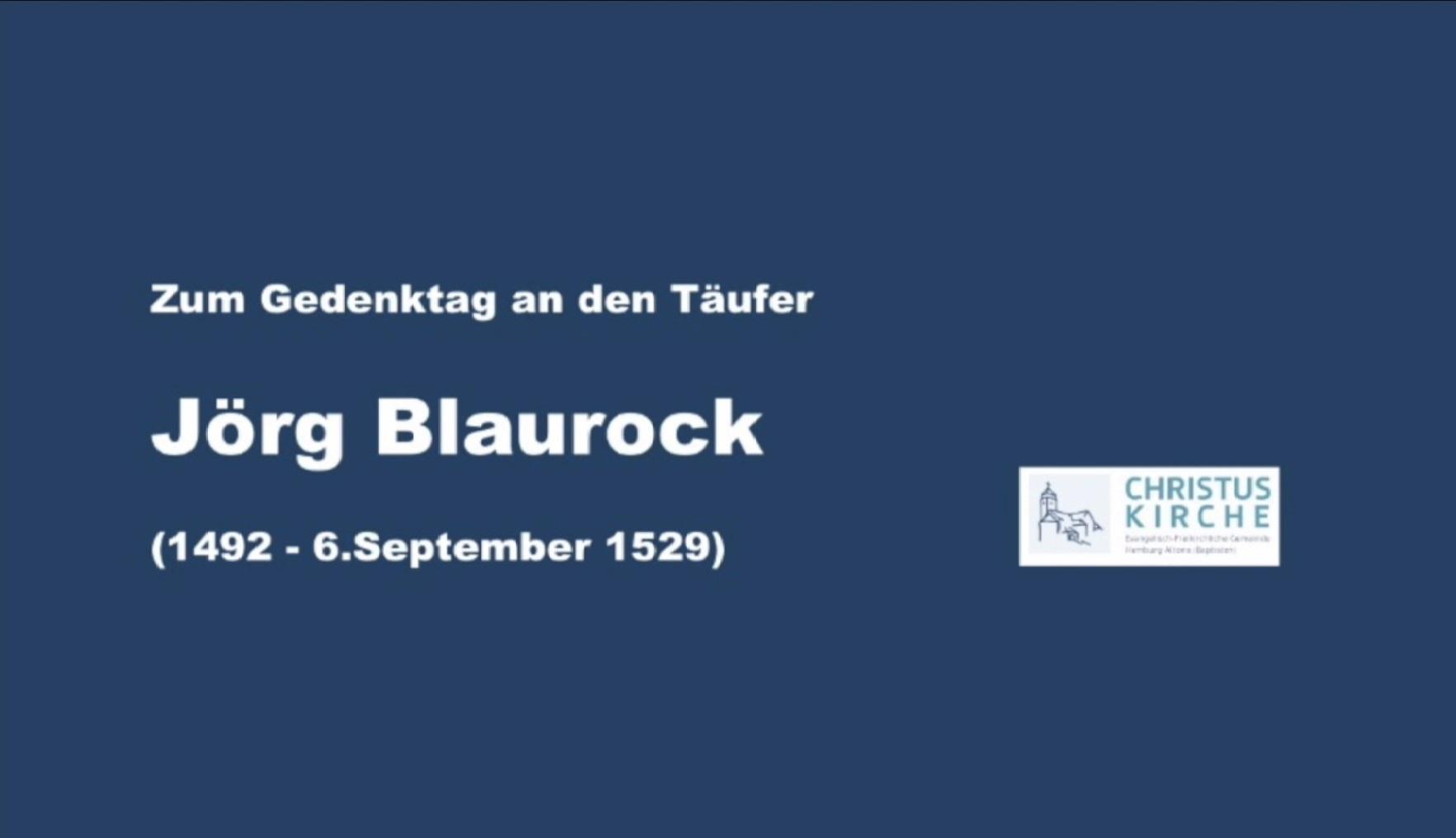Jörg Blaurock