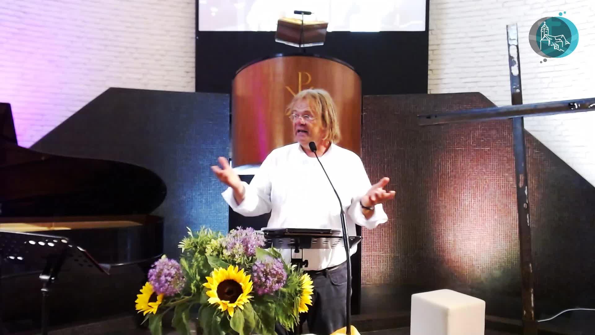 Gottesdienst (Aufzeichnung) Teil 2/2 am 5. Juli aus der Christuskirche Hamburg Altona