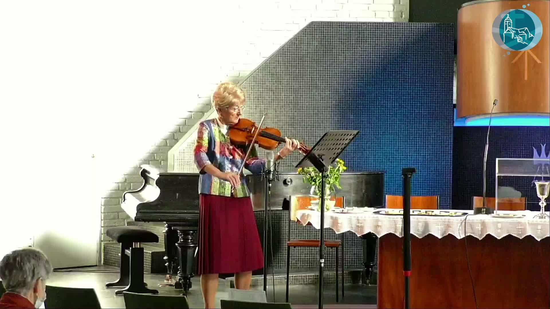 Gottesdienst (mit Abendmahl)  am 4. Oktober (Erntedank) - Livestream aus der Christuskirche Altona on 04-Oct-20-09:24:02