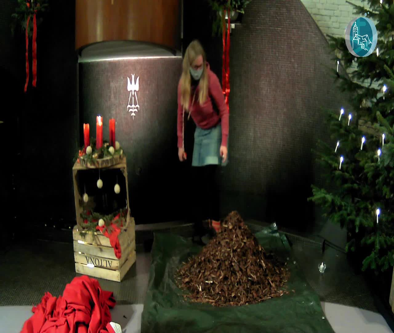 Gottesdienst am 13. Dezember - Livestream aus der Christuskirche Altona